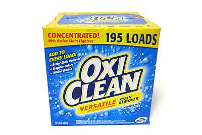 オキシクリーンの使い方!お風呂にも洗濯槽にも使える万能漂白剤!